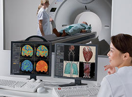 The main difference between CT and MRI is different physical phenomena which are used in the corresponding systems